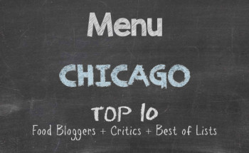 UltimateHotels Chicago Top 10 FoodBloggers, Critics, Best of Lists