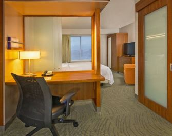 King Suite at SpringHill Suites New York LaGuardia Airport